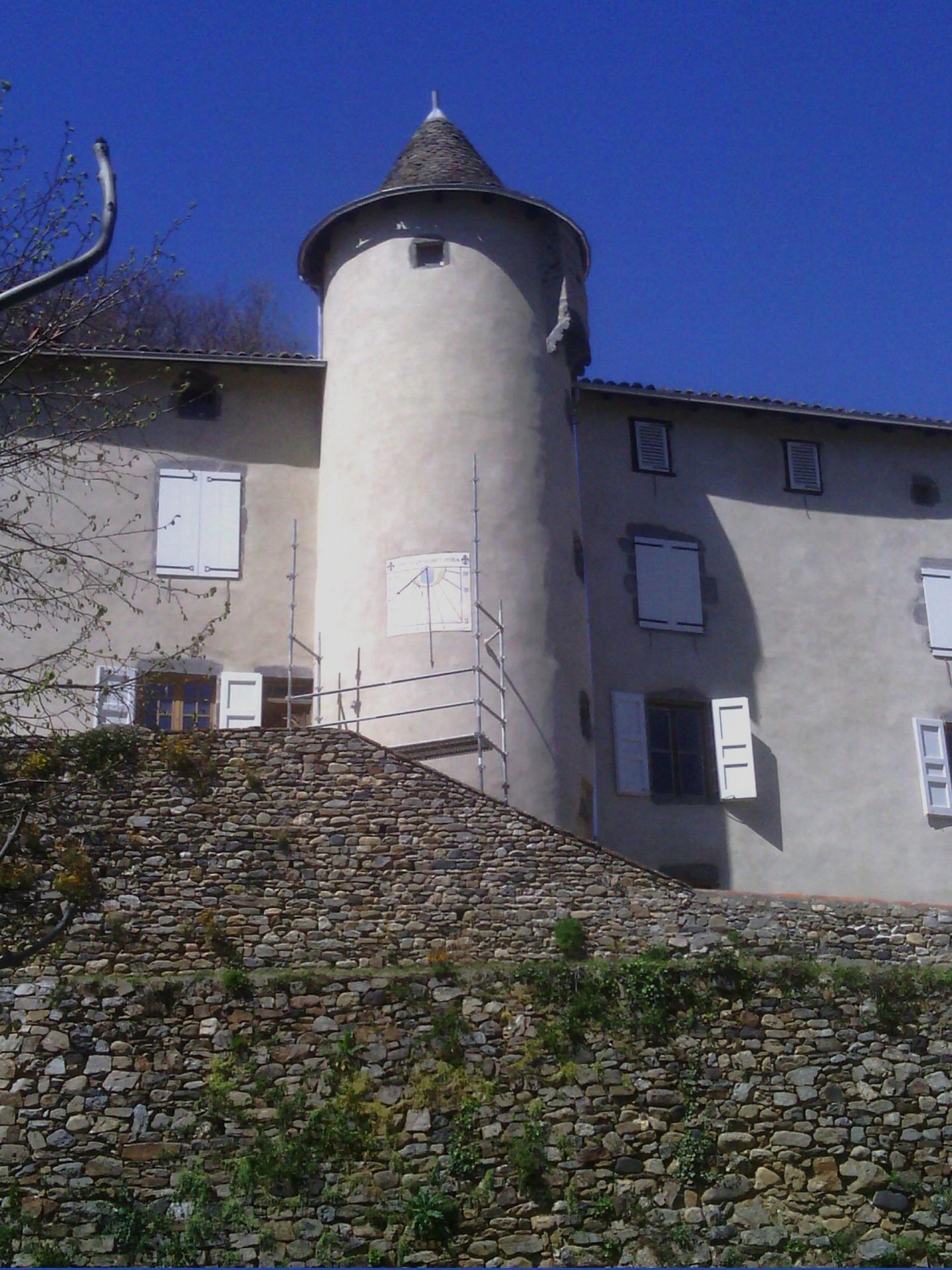 Cadran bonnac chateau
